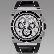Savoy Extreme Carbon 43mm Swiss Made Limited Edition Stainless Steel Carbon - Black